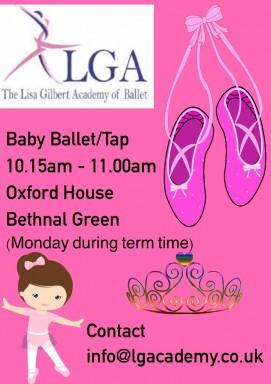 LISA - BABY BALLET