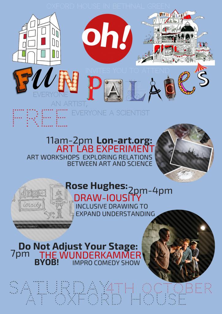 Fun Palace Poster