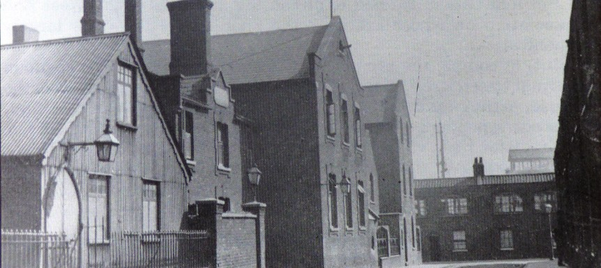 2. b. The first Oxford House