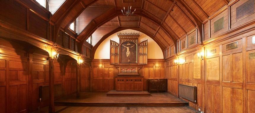 chapel blog
