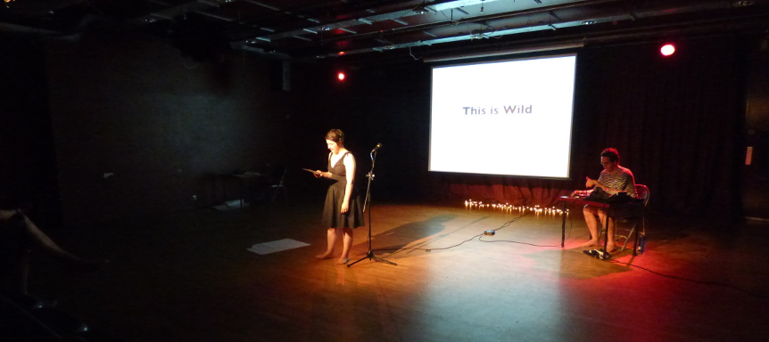 Wild for blog