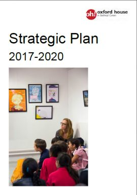 Strategic Plan 2017 - 2020