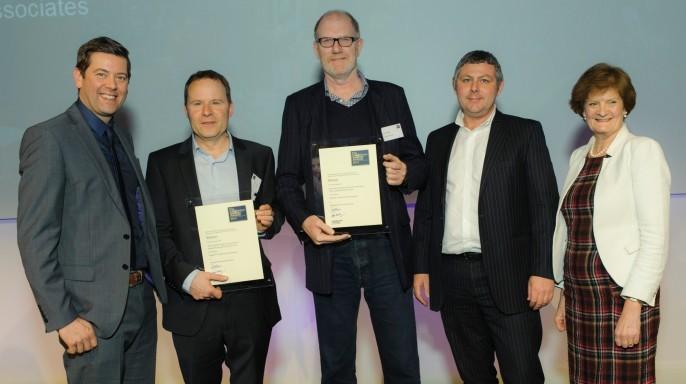 Awards cermony - Landscape Institute
