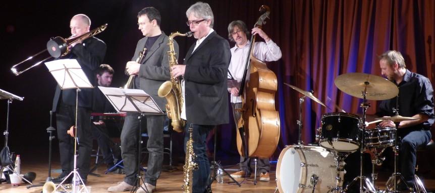 Bethnal Green in Jazz