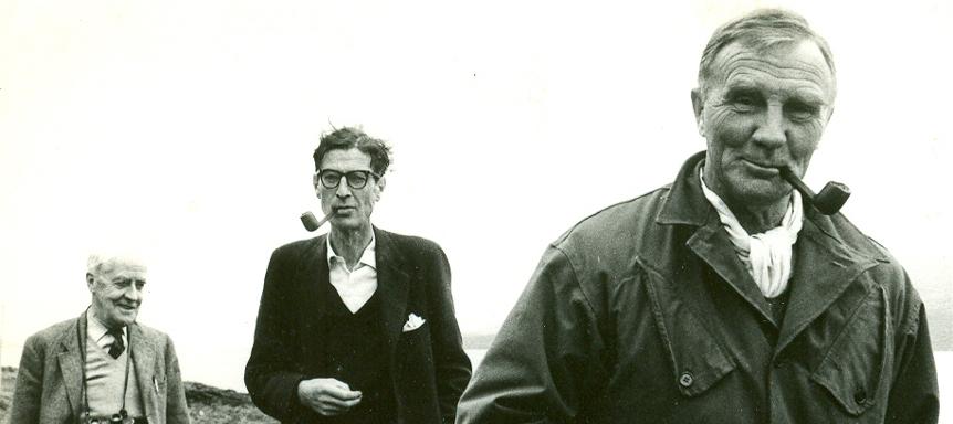 HEADER. 1963~ Guy, John Raven, Charles Raven