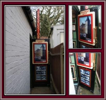 Inside Door Collage_Kevin's Excelsior