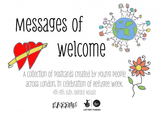 Messages of Welcome