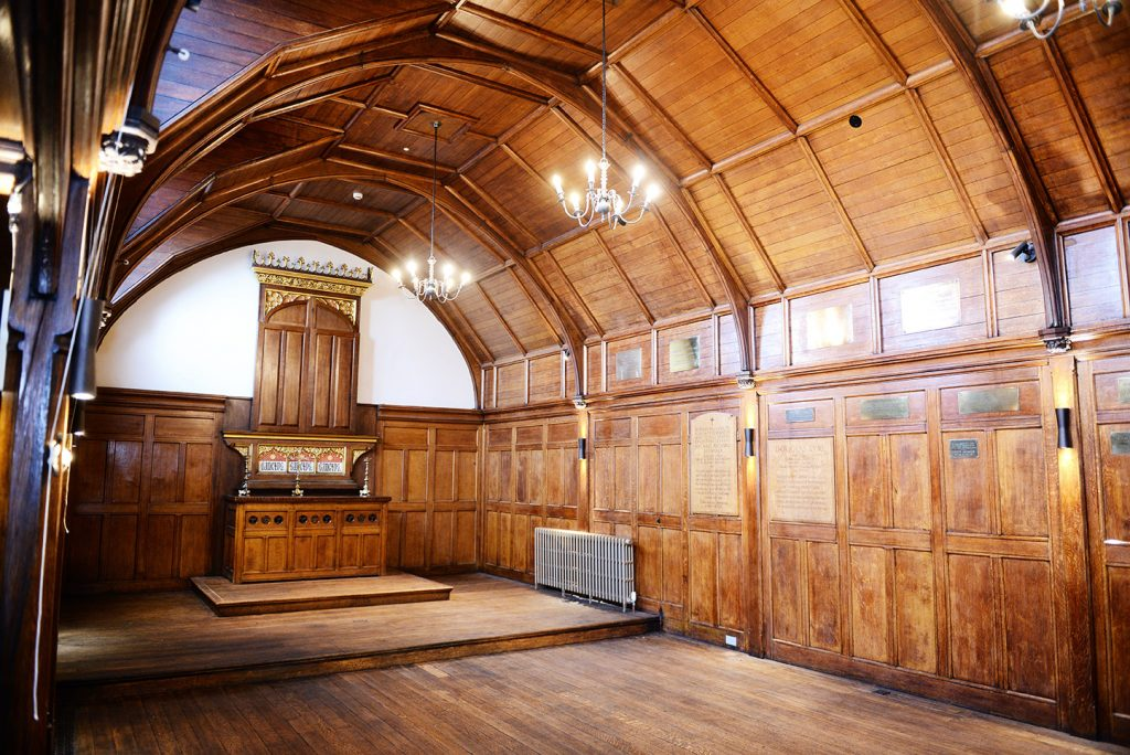 The Chapel at Oxford House