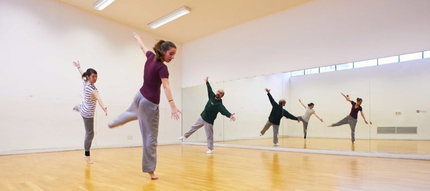 The Dance Studio at Oxford House