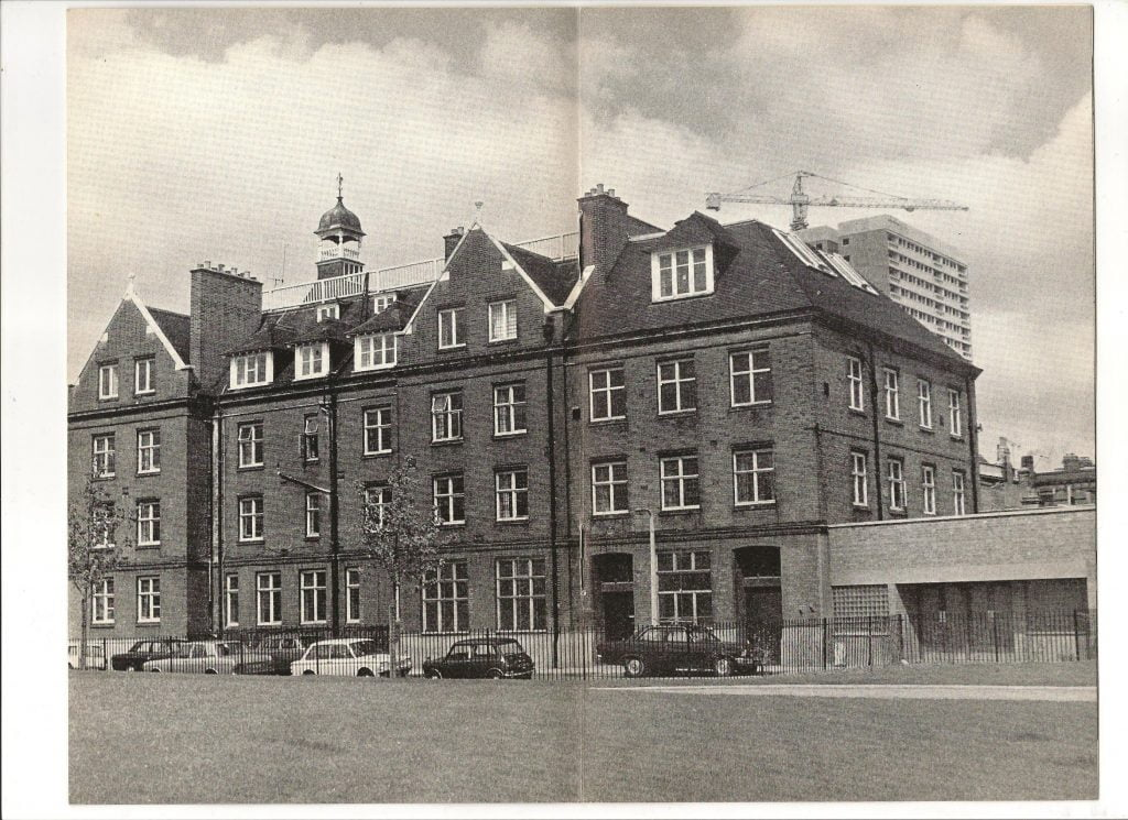 The Histor of Oxford House in Bethnal Green, London