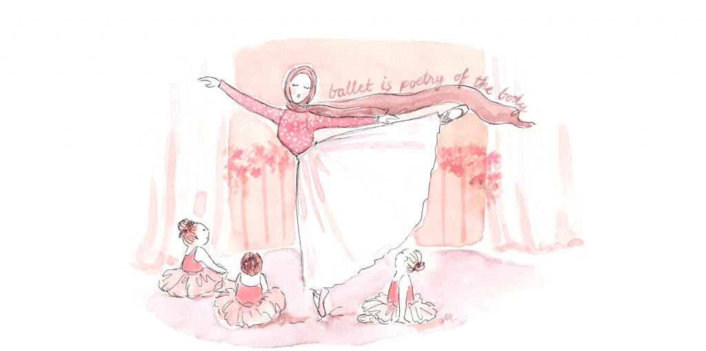Grace & Poise Children's Ballet Classes